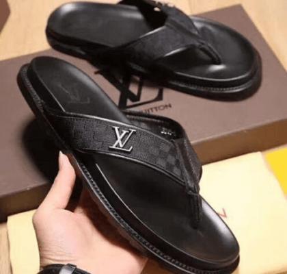 Điểm danh 3 mẫu dép Louis Vuitton đang hót nhất hiện nay