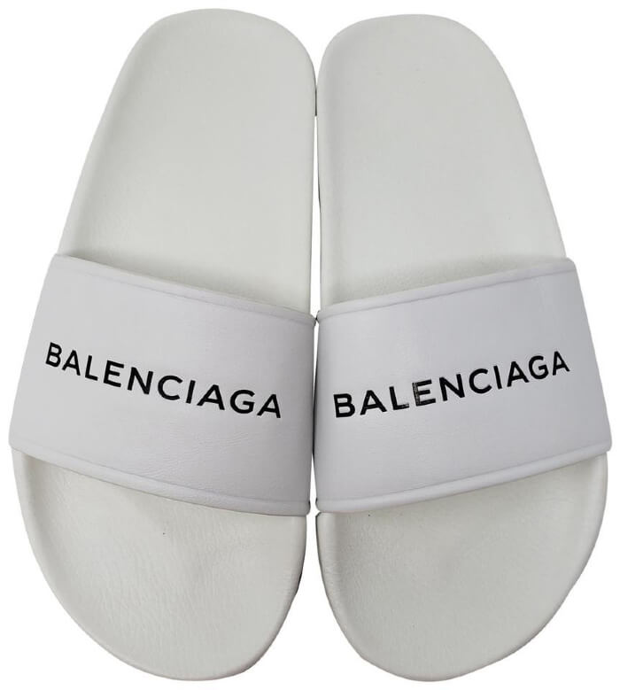 Dép quai ngang Balenciaga - Pool Slide Sandal