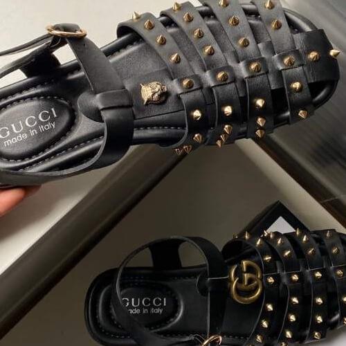 Dép râu Gucci – Top các mẫu không thể nào bỏ qua